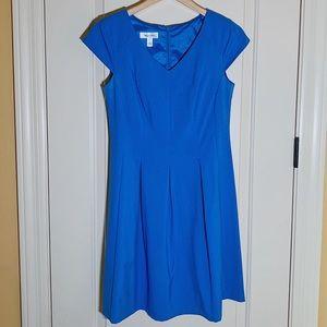 Blue Dress Barn Business Casual Dress